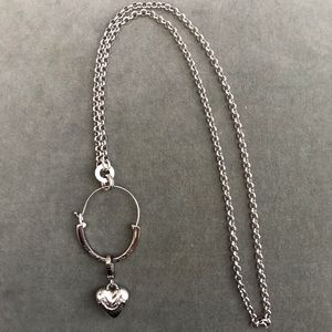 Juicy Couture Charm Necklace